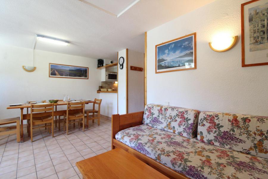 Vacances en montagne Appartement 2 pièces mezzanine 6 personnes (26) - Résidence le Petit Mont Cenis - Termignon-la-Vanoise - Canapé-lit