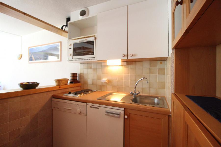 Vacances en montagne Appartement 2 pièces mezzanine 6 personnes (26) - Résidence le Petit Mont Cenis - Termignon-la-Vanoise - Cuisine