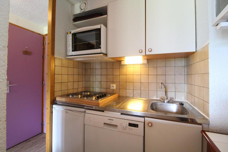 Vacances en montagne Appartement duplex 3 pièces 8 personnes (32) - Résidence le Petit Mont Cenis - Termignon-la-Vanoise - Cuisine