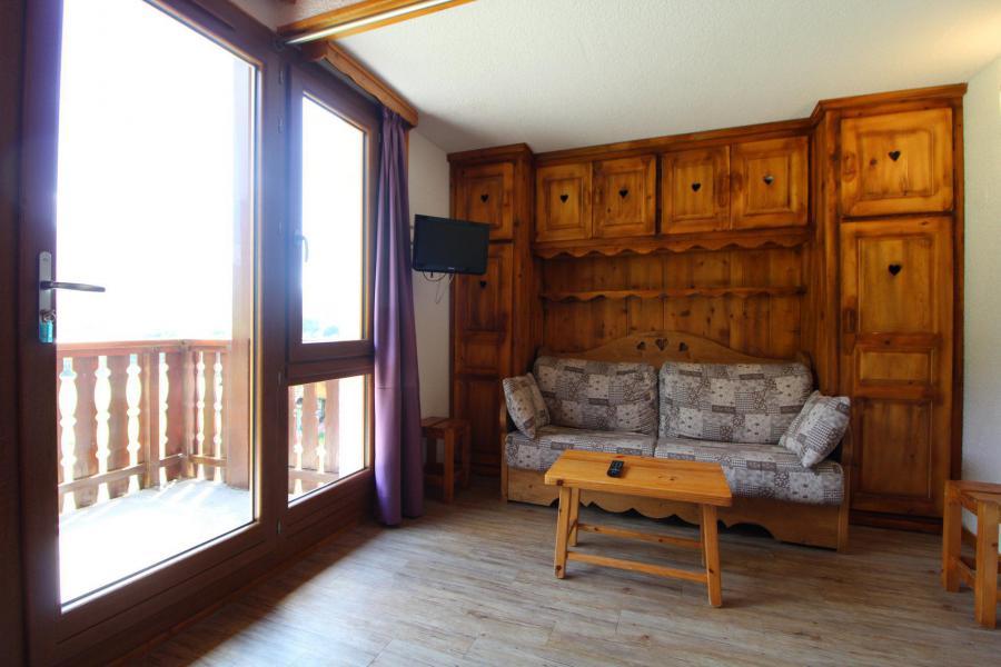 Vacances en montagne Appartement duplex 3 pièces 8 personnes (32) - Résidence le Petit Mont Cenis - Termignon-la-Vanoise - Séjour