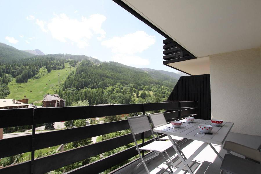 Location au ski Appartement 4 pièces 8 personnes (0415) - Résidence le Pic Blanc - Serre Chevalier - Extérieur été