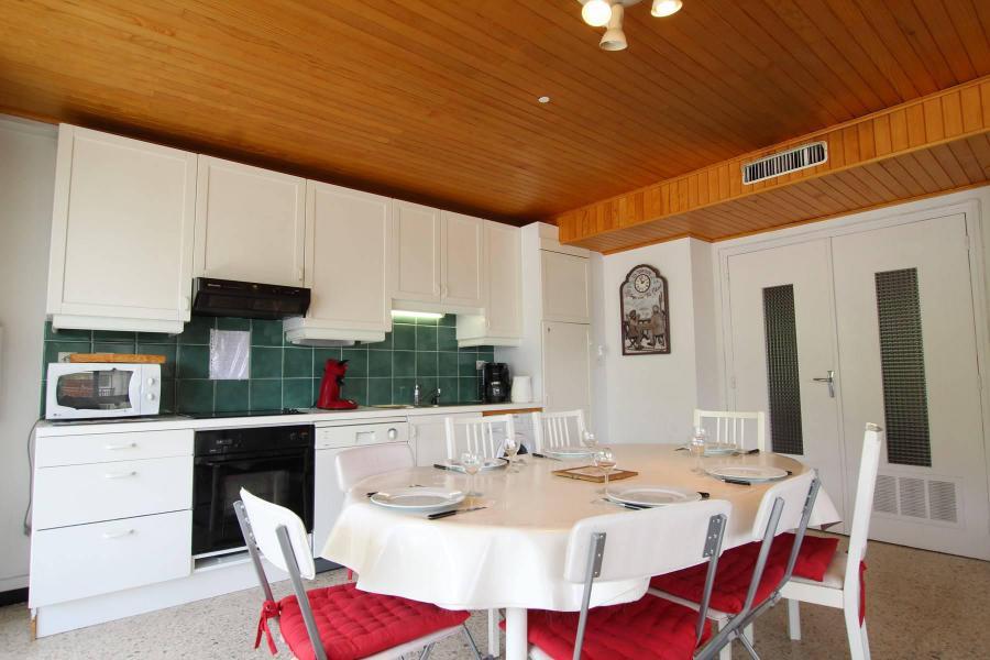 Vacances en montagne Appartement 4 pièces 8 personnes (0415) - Résidence le Pic Blanc - Serre Chevalier - Cuisine
