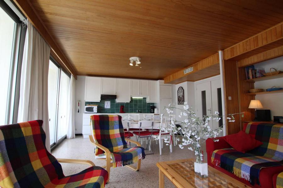 Vacances en montagne Appartement 4 pièces 8 personnes (0415) - Résidence le Pic Blanc - Serre Chevalier - Fauteuil