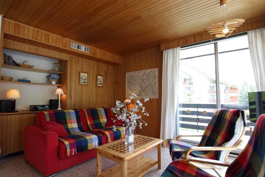 Vacances en montagne Appartement 4 pièces 8 personnes (415) - Résidence le Pic Blanc - Serre Chevalier - Canapé