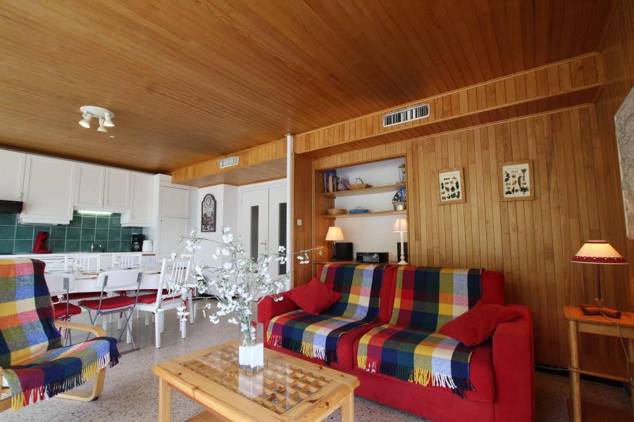 Vacances en montagne Appartement 4 pièces 8 personnes (415) - Résidence le Pic Blanc - Serre Chevalier - Séjour