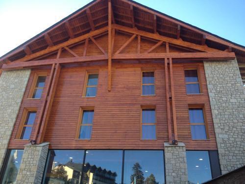 Location au ski Residence Le Pic De L'ours - Font Romeu - Extérieur été