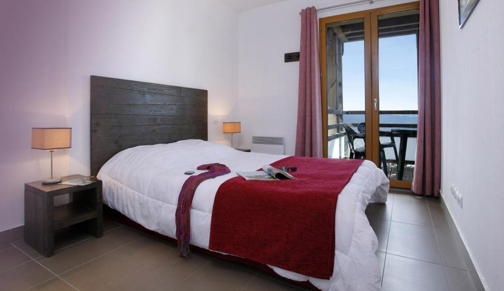 Holiday in mountain resort Résidence Le Pic de l'Ours - Font Romeu - Double bed