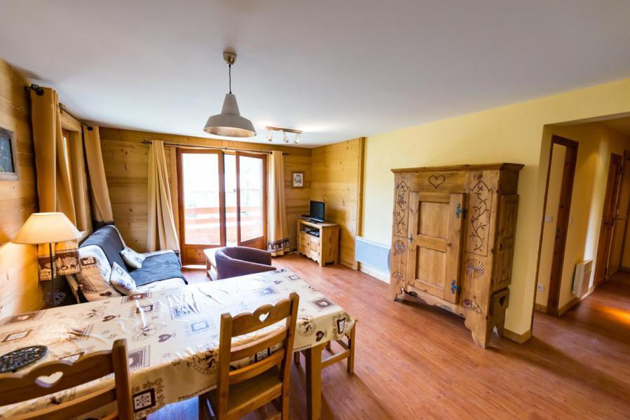 Vacaciones en montaña Apartamento cabina 2 piezas para 6 personas (PICDA1) - Résidence le Pic Sans Nom - Serre Chevalier