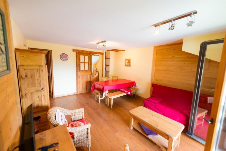 Vacaciones en montaña Apartamento cabina 2 piezas para 6 personas (PICDA2) - Résidence le Pic Sans Nom - Serre Chevalier - Estancia