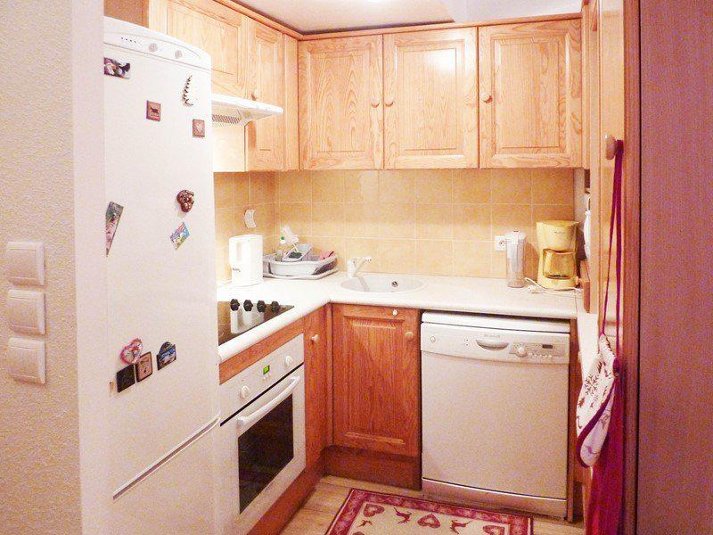 Vakantie in de bergen Appartement 4 kamers 8 personen (343) - Résidence le Pic Vert - Les Orres