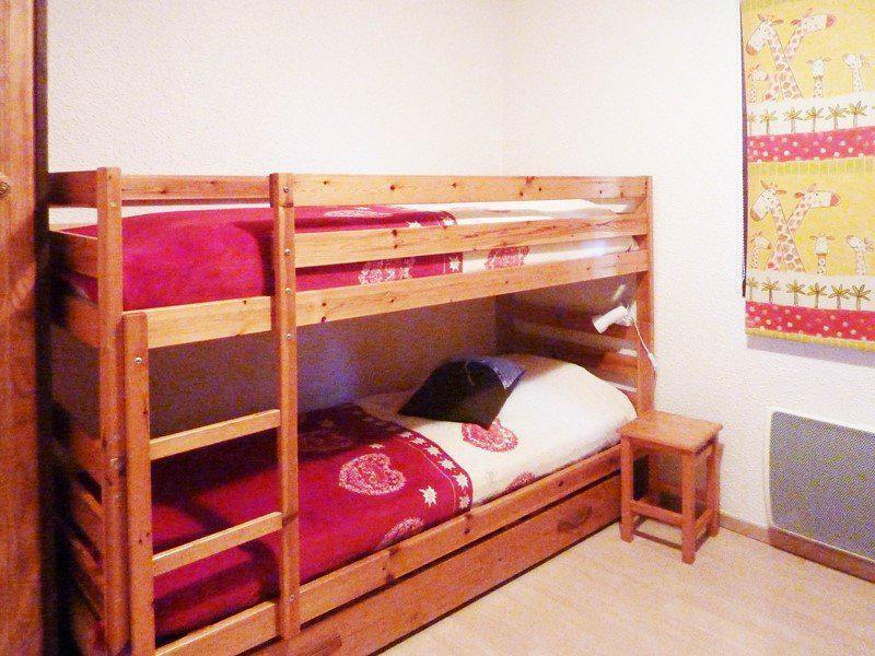 Vacanze in montagna Appartamento 4 stanze per 8 persone (343) - Résidence le Pic Vert - Les Orres - Letti a castello