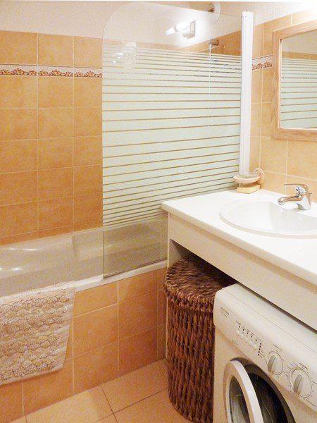 Vacanze in montagna Appartamento 4 stanze per 8 persone (343) - Résidence le Pic Vert - Les Orres - Vasca da bagno