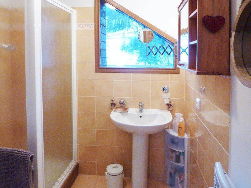 Vakantie in de bergen Appartement 4 kamers 8 personen (343) - Résidence le Pic Vert - Les Orres - Douche
