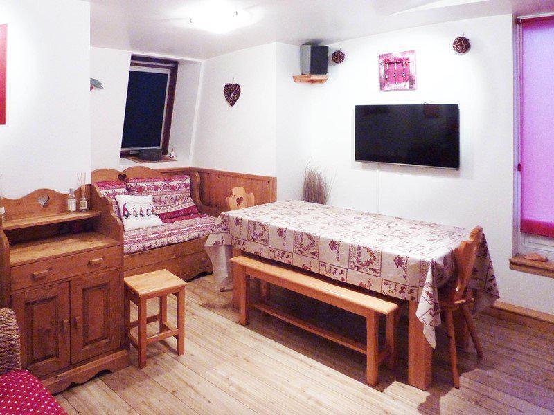 Vakantie in de bergen Appartement 4 kamers 8 personen (343) - Résidence le Pic Vert - Les Orres - Hal