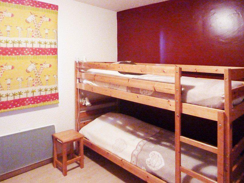 Vakantie in de bergen Appartement 4 kamers 8 personen (343) - Résidence le Pic Vert - Les Orres - Stapelbedden