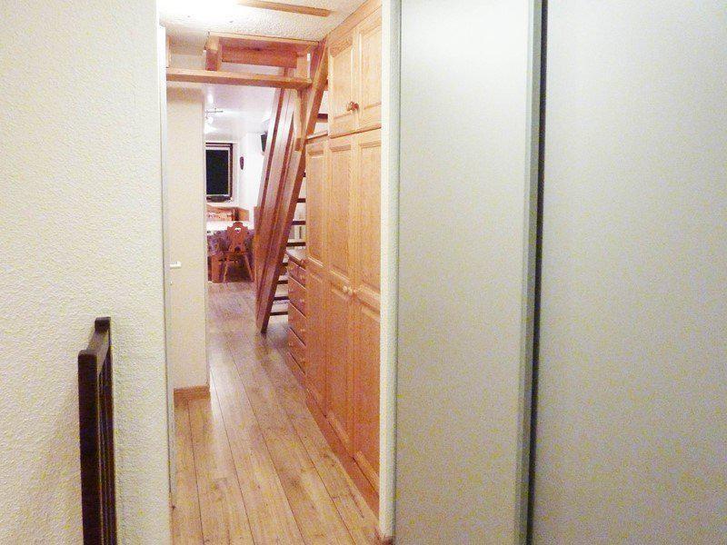 Vakantie in de bergen Appartement 4 kamers 8 personen (343) - Résidence le Pic Vert - Les Orres - Woonkamer