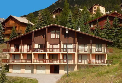 Location au ski Residence Le Picamont - Montgenèvre - Extérieur été
