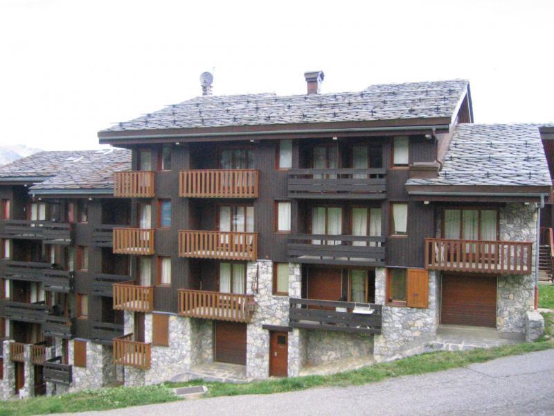 Vacances en montagne Appartement 2 pièces 5 personnes (013) - Résidence le Pierrafort - Valmorel - Extérieur été