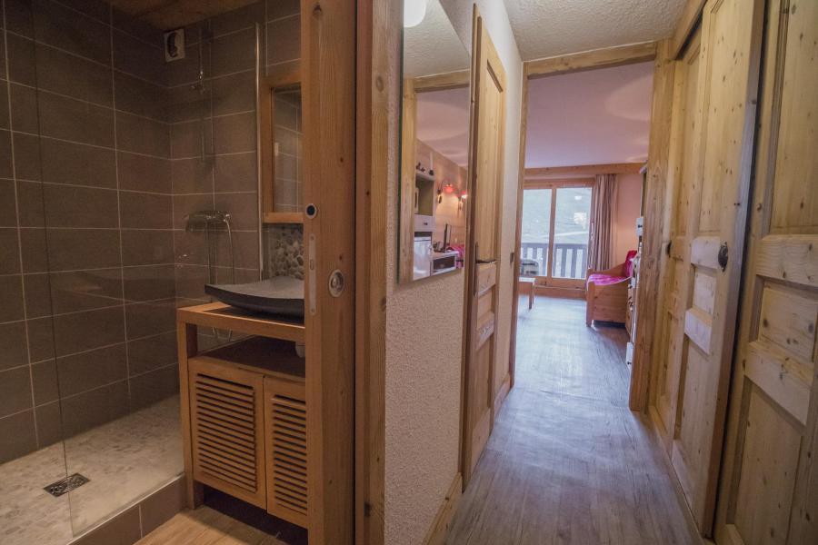 Vacaciones en montaña Apartamento 2 piezas para 4 personas (029) - Résidence le Pierrafort - Valmorel