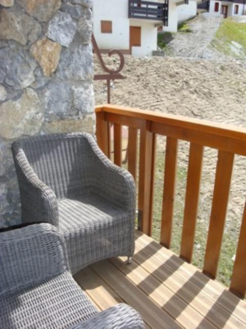 Vacaciones en montaña Apartamento 2 piezas para 4 personas (029) - Résidence le Pierrafort - Valmorel - Alojamiento