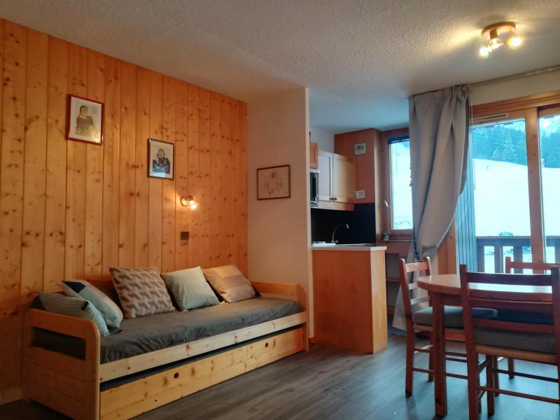 Vacaciones en montaña Apartamento 2 piezas para 5 personas (041) - Résidence le Pierrafort - Valmorel - Estancia