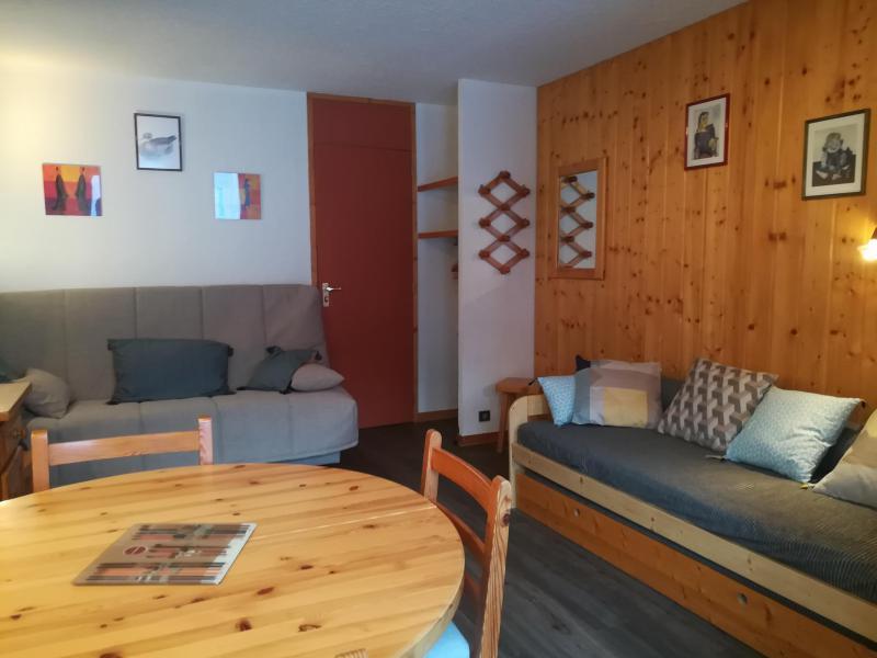 Vacaciones en montaña Apartamento 2 piezas para 5 personas (041) - Résidence le Pierrafort - Valmorel - Sofá-cama