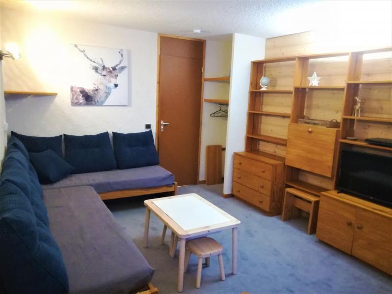 Vacances en montagne Appartement 2 pièces 5 personnes (019) - Résidence le Pierrafort - Valmorel - Coin séjour