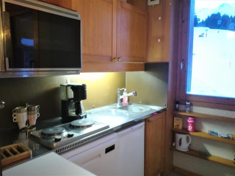 Vacances en montagne Appartement 2 pièces 5 personnes (019) - Résidence le Pierrafort - Valmorel - Cuisine