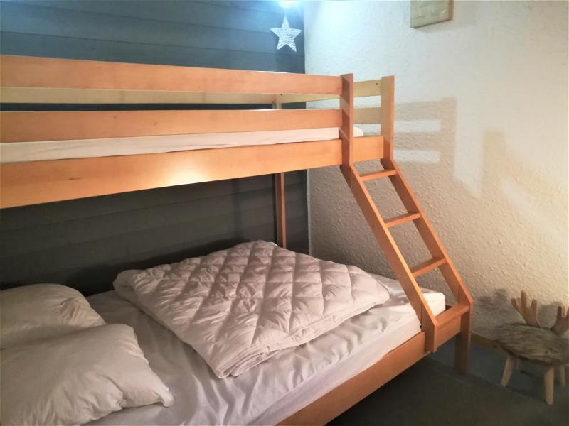 Vacances en montagne Appartement 2 pièces 5 personnes (019) - Résidence le Pierrafort - Valmorel - Lits superposés