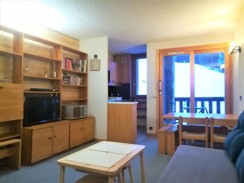 Vacances en montagne Appartement 2 pièces 5 personnes (019) - Résidence le Pierrafort - Valmorel - Table basse