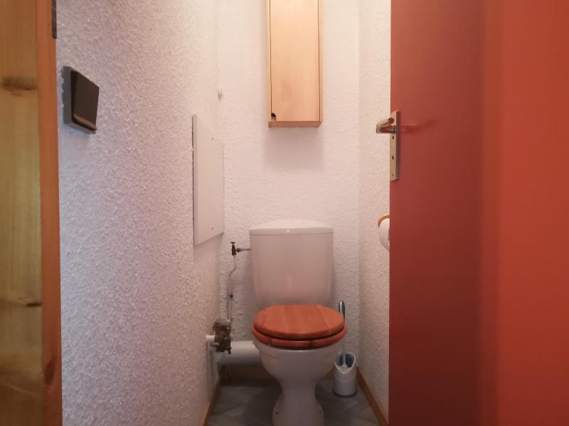 Vacances en montagne Appartement 2 pièces 5 personnes (041) - Résidence le Pierrafort - Valmorel - Wc