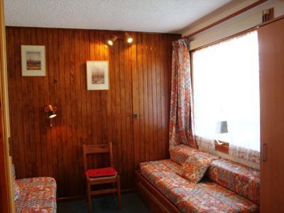 Vacances en montagne Studio 3 personnes (008) - Résidence le Pierrafort - Valmorel - Séjour