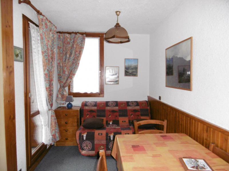 Vacances en montagne Studio 3 personnes (008) - Résidence le Pierrafort - Valmorel - Table