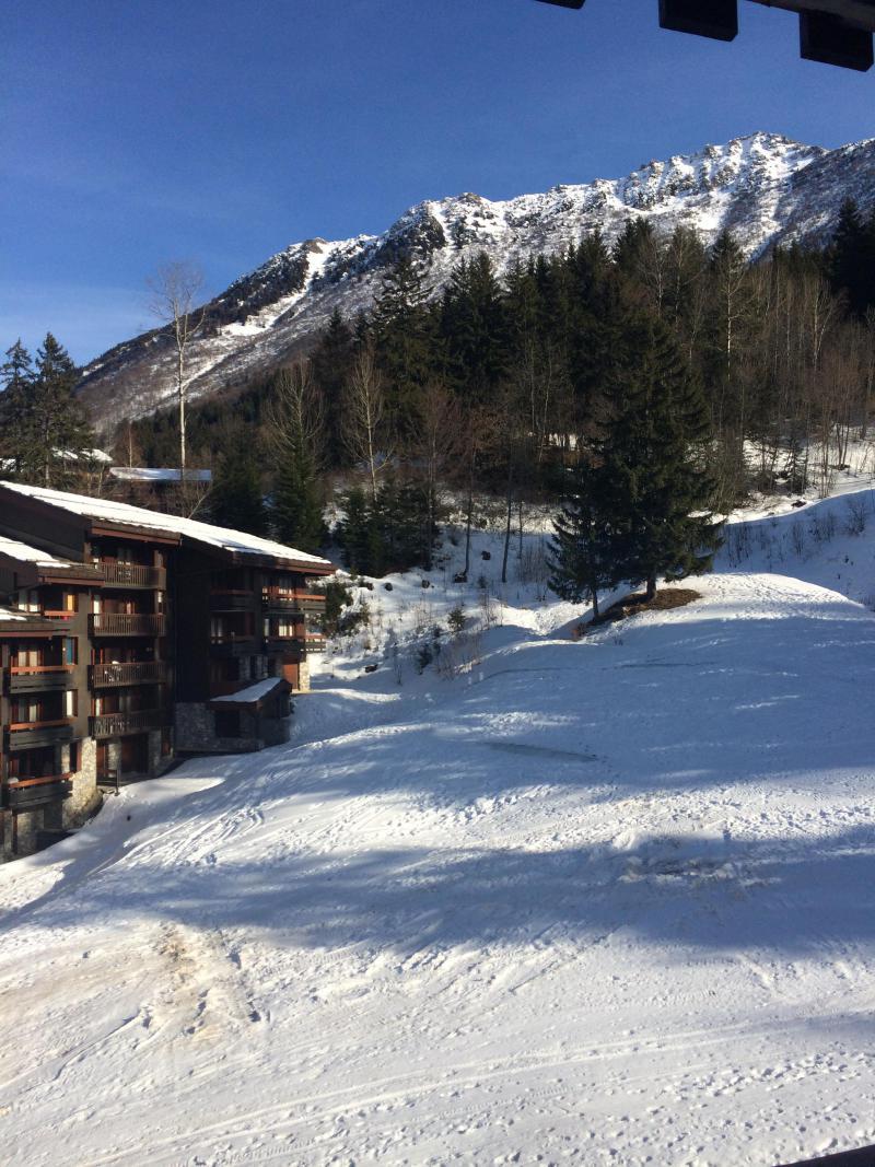 Vacances en montagne Studio 4 personnes (069) - Résidence le Pierrer - Valmorel