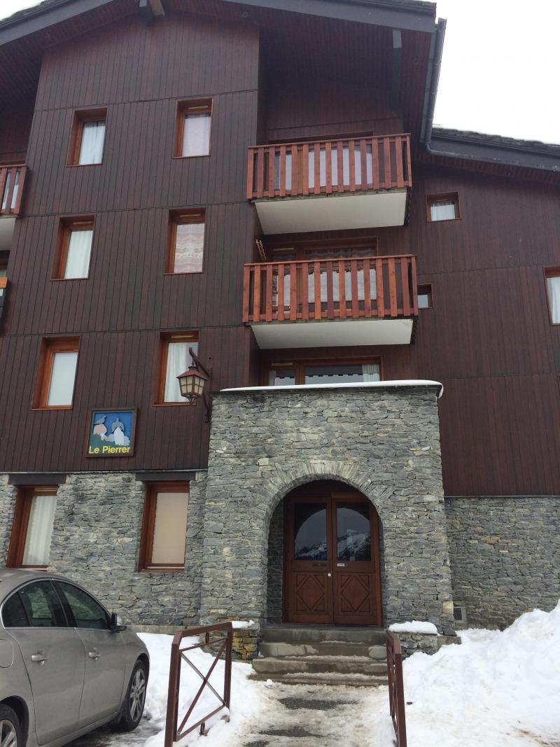 Vacances en montagne Résidence le Pierrer - Valmorel