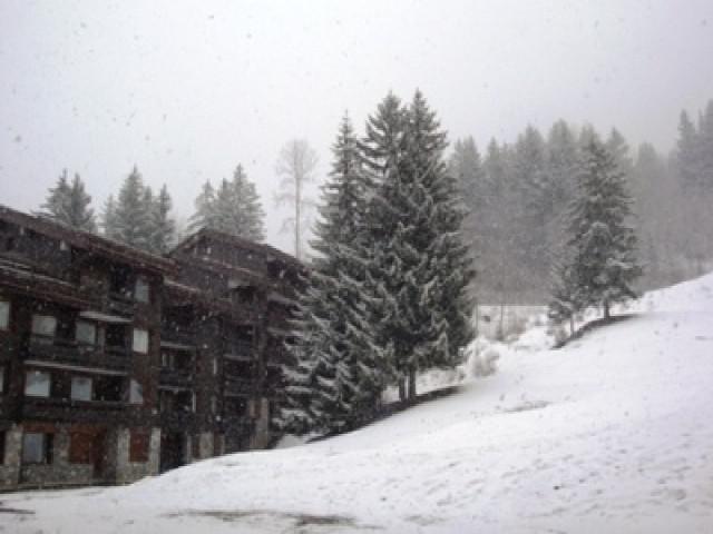 Vacances en montagne Studio 4 personnes (013) - Résidence le Pierrer - Valmorel