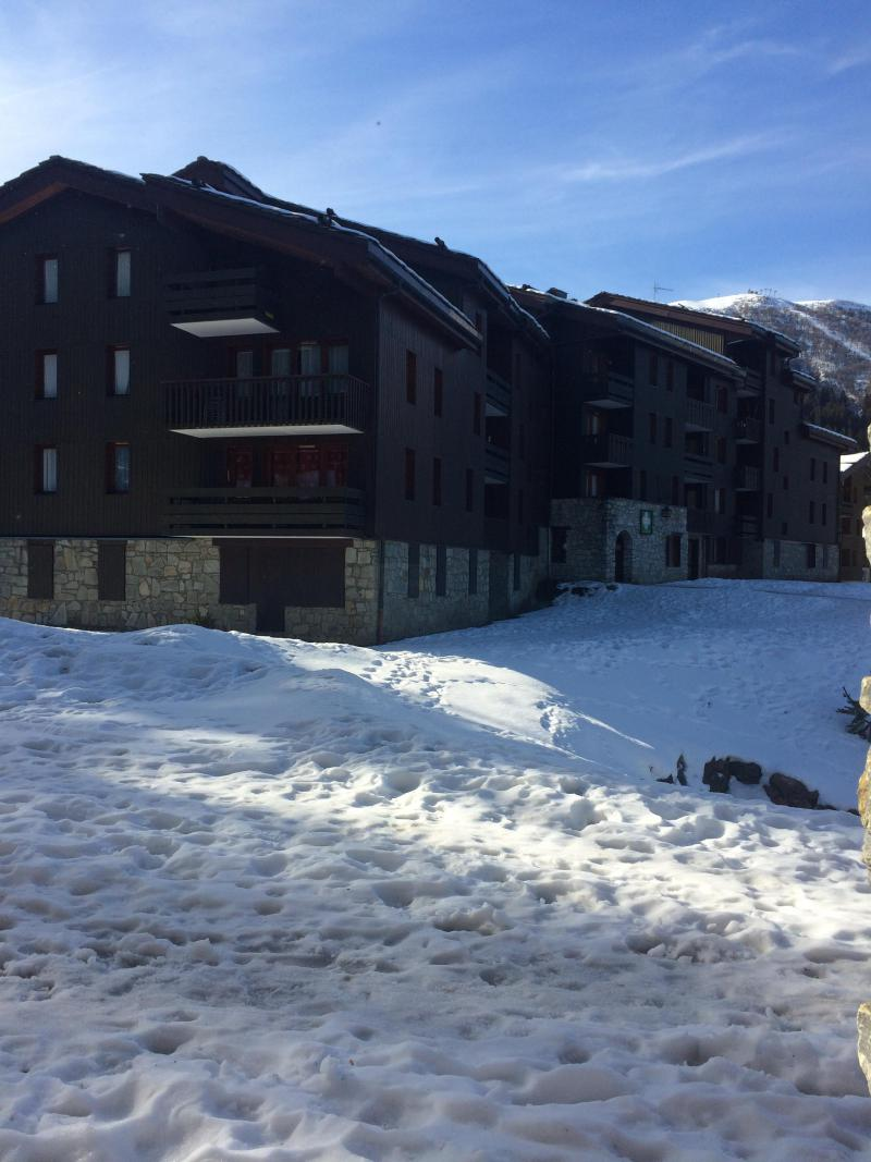 Vacances en montagne Studio 4 personnes (010) - Résidence le Pierrer - Valmorel