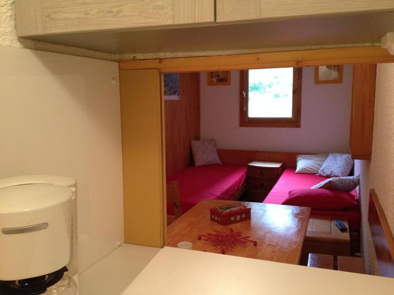 Vacances en montagne Studio 4 personnes (035) - Résidence le Pierrer - Valmorel - Logement