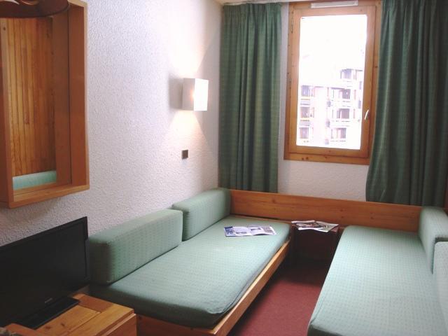 Vacances en montagne Studio 4 personnes (051) - Résidence le Pierrer - Valmorel - Logement