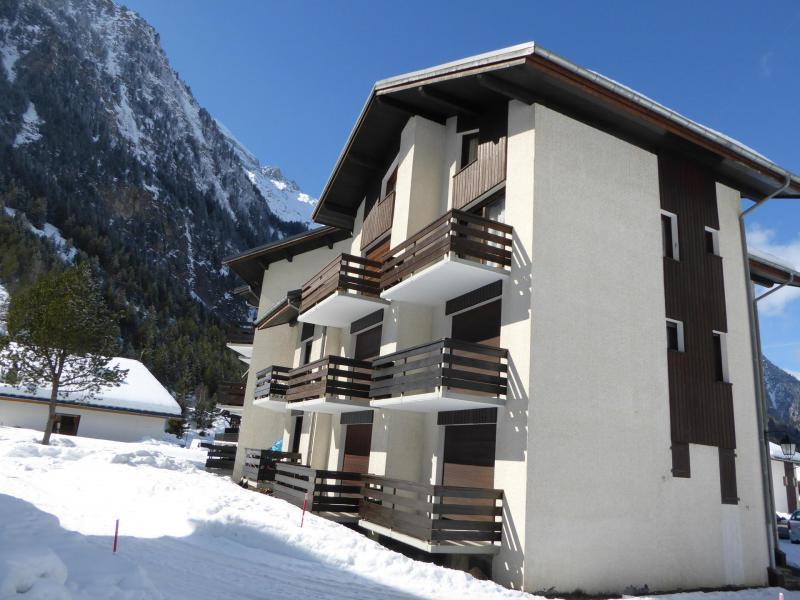 Vacaciones en montaña Estudio para 4 personas (2B) - Résidence le Plan d'Amont - Pralognan-la-Vanoise