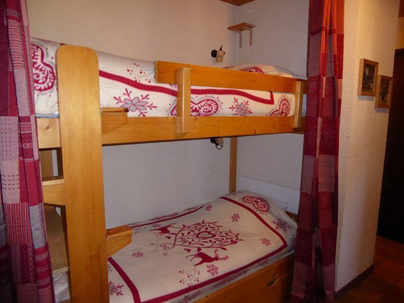 Vacaciones en montaña Apartamento 2 piezas para 4 personas (8) - Résidence le Plan d'Amont - Pralognan-la-Vanoise - Camas superpuestas