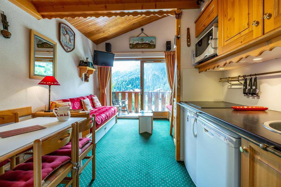 Vacances en montagne Appartement 2 pièces 4 personnes (313) - Résidence le Plan du Lac - Méribel-Mottaret