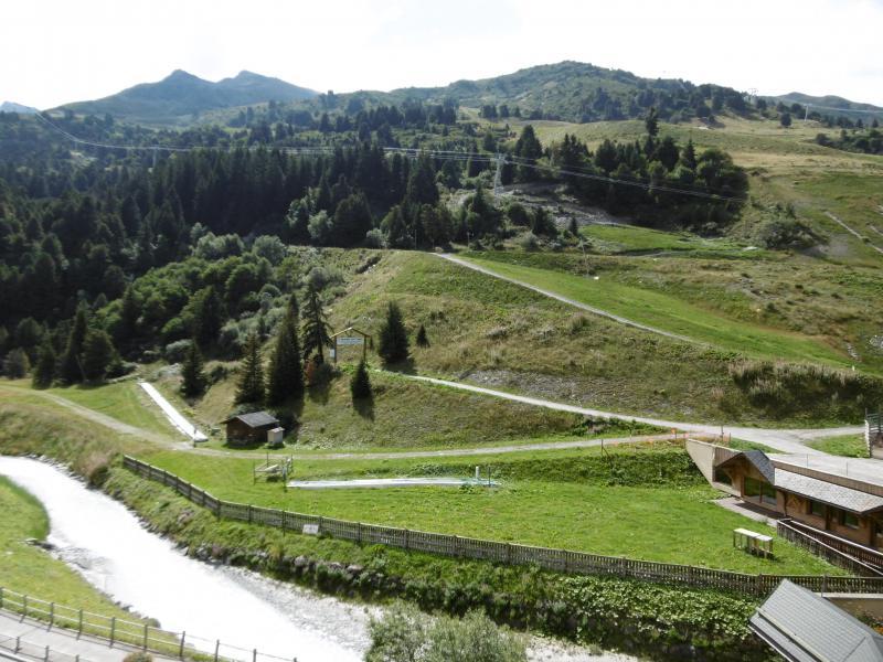 Vacances en montagne Appartement 2 pièces 4 personnes (304) - Résidence le Plan du Lac - Méribel-Mottaret