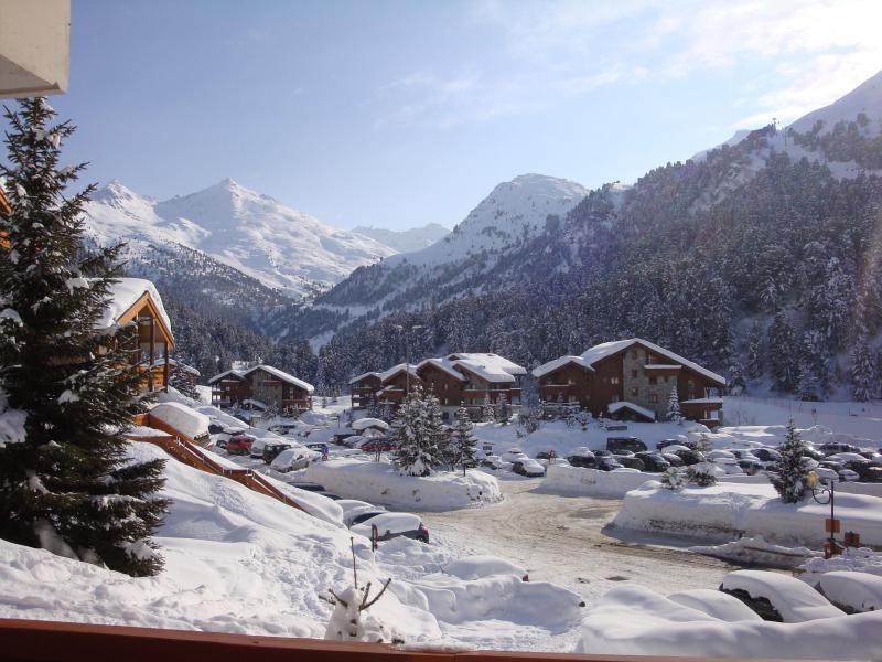Vacances en montagne Appartement 3 pièces 6 personnes (112) - Résidence le Plan du Lac - Méribel-Mottaret