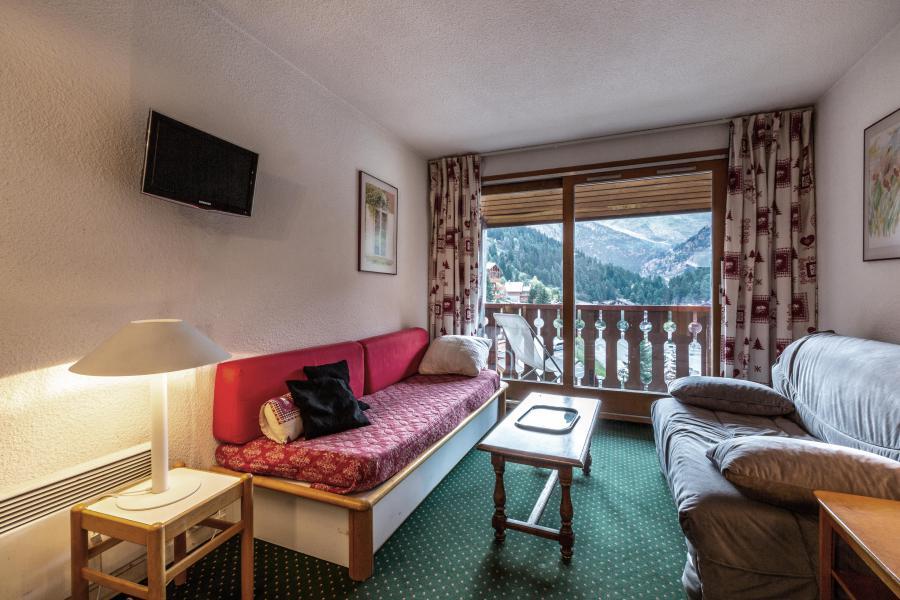 Vacances en montagne Appartement 3 pièces cabine 6 personnes (409) - Résidence le Plan du Lac - Méribel-Mottaret