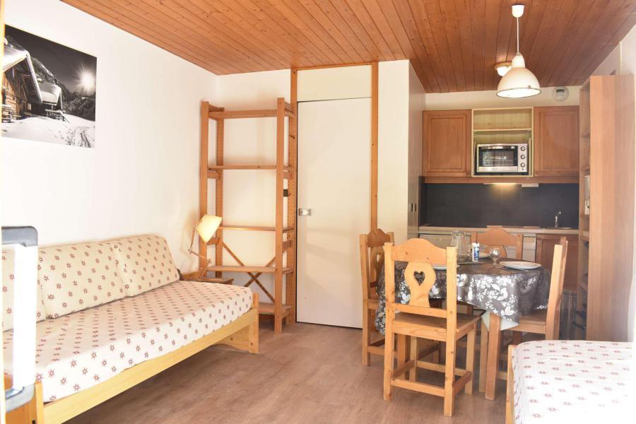 Holiday in mountain resort Studio 4 people (23) - Résidence le Plan du Moulin - Méribel