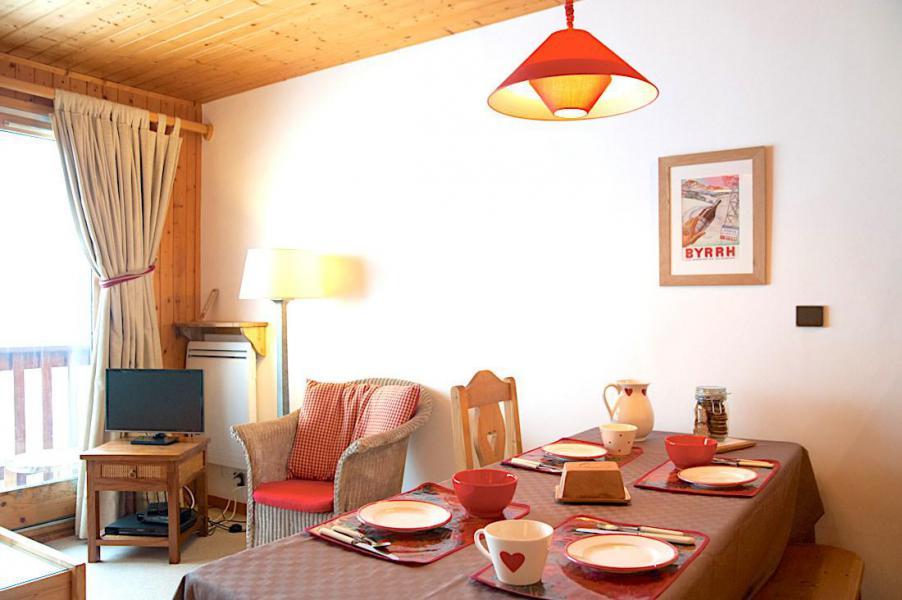 Vacances en montagne Appartement 2 pièces 4 personnes (021) - Résidence le Plan du Moulin - Méribel - Séjour