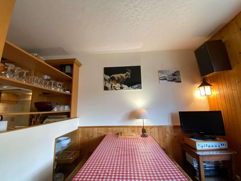 Holiday in mountain resort 2 room apartment 5 people (2B) - Résidence le Planay - Le Grand Bornand