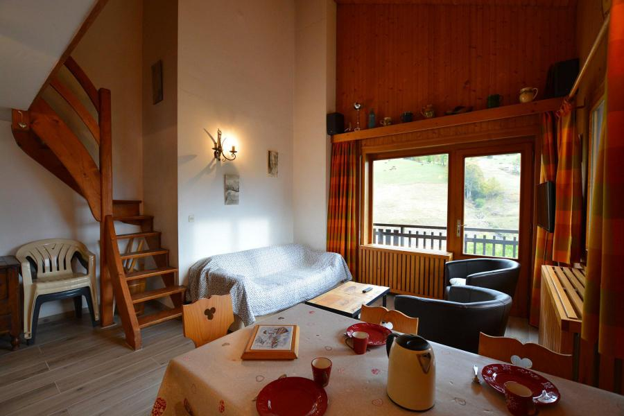 Holiday in mountain resort 3 room apartment 6 people (1A) - Résidence le Planay - Le Grand Bornand