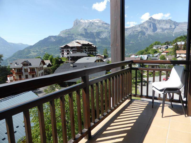 Holiday in mountain resort 2 room apartment 5 people (A10) - Résidence le Plein Soleil - Saint Gervais